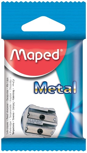 Maped potloodslijper Classic 2-gaats