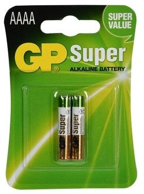 GP super alkaline AAAA blister 2