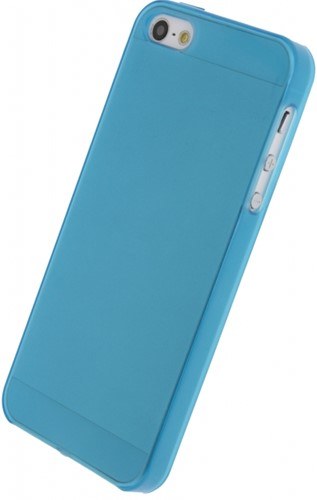 Mobilize Gelly Case Apple iPhone 5/5S/SE Transparent Turquoise