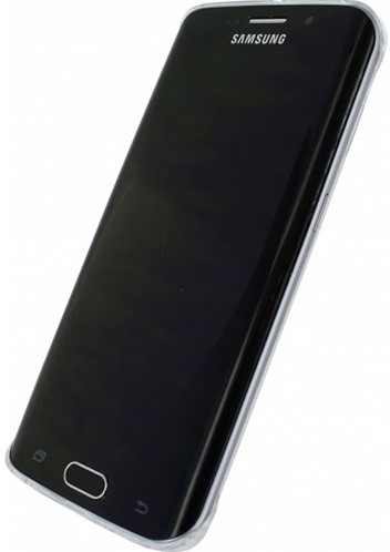 Mobilize harde hoes Samsung Galaxy S6 edge clear
