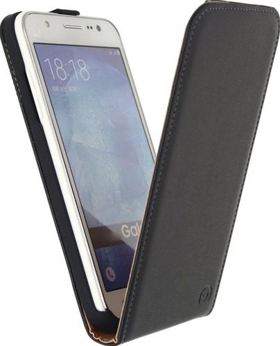 Mobilize fliphoes Samsung Galaxy J5 zwart
