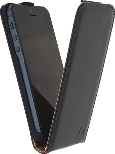 Mobilize fliphoes Apple iPhone 5/5S zwart