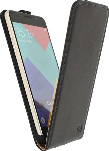 Mobilize fliphoes Samsung Galaxy A5 2016 zwart