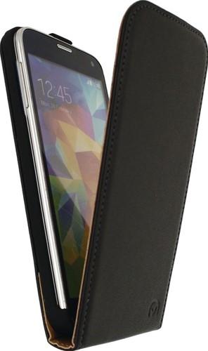 Mobilize fliphoes Samsung Galaxy S5 zwart