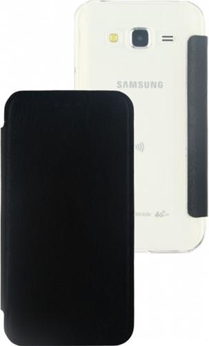 Mobilize Slim Booklet Samsung Galaxy J5 Solid Black