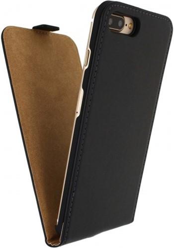 Mobilize fliphoes Apple iPhone 7+ zwart
