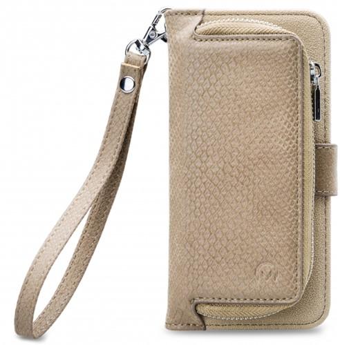 Mobilize 2in1 Gelly Zipper Case Apple iPhone X/Xs Latte