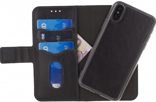 Mobilize 2in1 Gelly Wallet Case Apple iPhone X/Xs Black