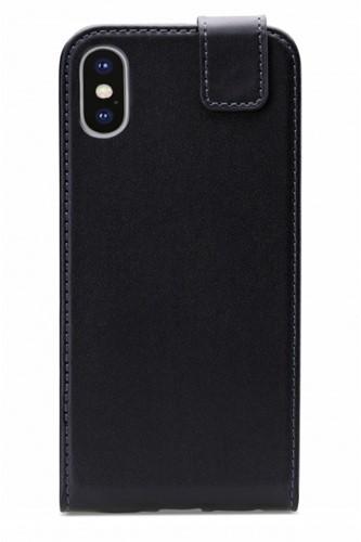 Mobilize Classic Gelly Flip Case Apple iPhone X/Xs Black