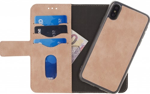 Mobilize 2in1 Gelly Wallet Case Apple iPhone X/Xs Soft Pink