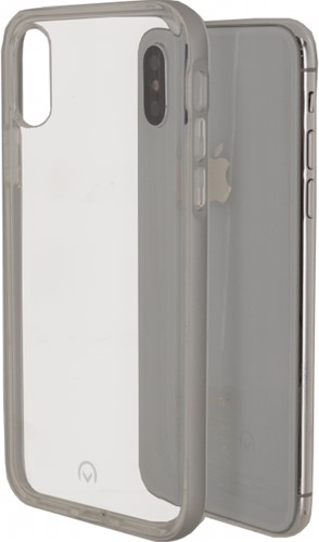 Mobilize Gelly+ Case Apple iPhone X/Xs Clear/Silver