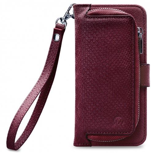 Mobilize 2in1 Gelly Zipper Case Samsung Galaxy S9 Bordeaux