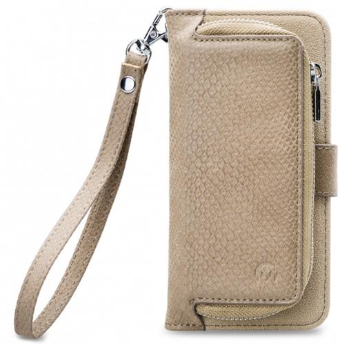 Mobilize 2in1 Gelly Zipper Case Samsung Galaxy S9+ Latte