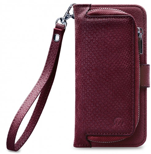 Mobilize 2in1 Gelly Zipper Case Apple iPhone XR Bordeaux
