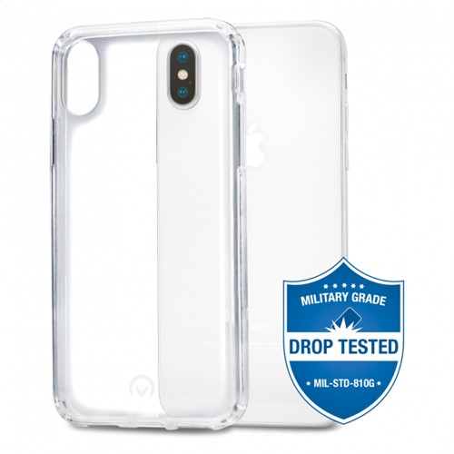 Mobilize Naked Protection Case Apple iPhone Xs Max Clear