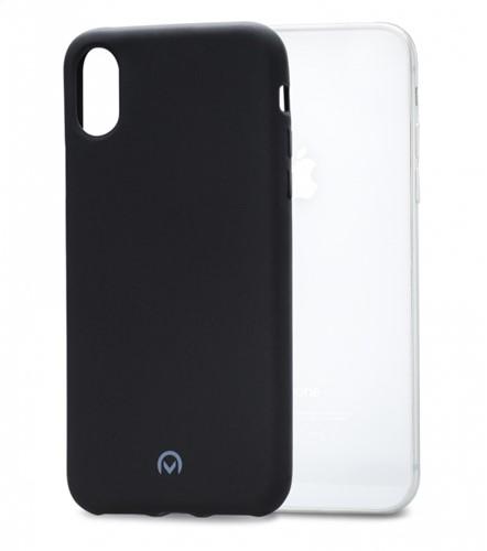 Mobilize Rubber Gelly Case Apple iPhone XR Matt Black