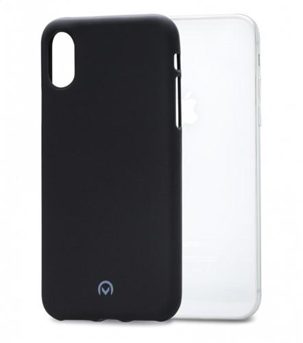 Mobilize Rubber Gelly Case Apple iPhone Xs Max Matt Black