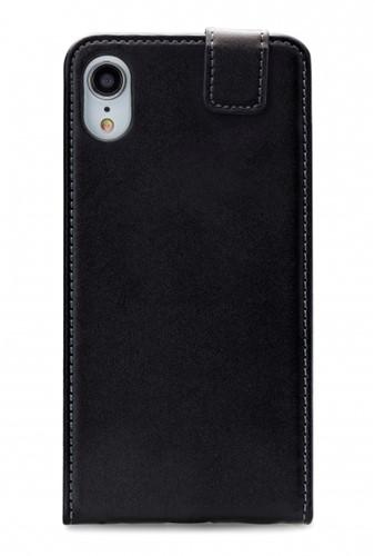 Mobilize Classic Gelly Flip Case Apple iPhone XR Black
