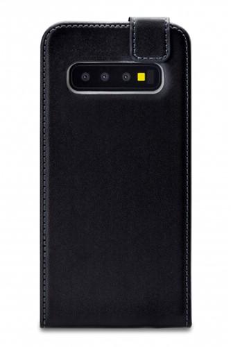 Mobilize Classic Gelly Flip Case Samsung Galaxy S10 Black