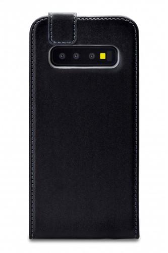 Mobilize Classic Gelly Flip Case Samsung Galaxy S10+ Black