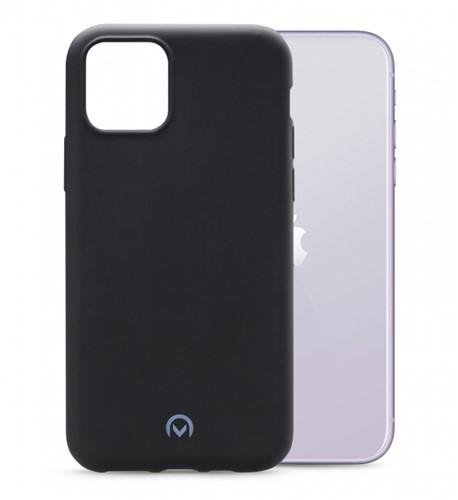 Mobilize Rubber Gelly Case Apple iPhone 11 Matt Black