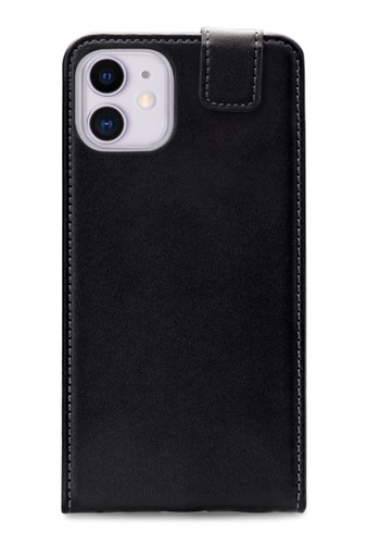 Mobilize Classic Gelly Flip Case Apple iPhone 11 Black