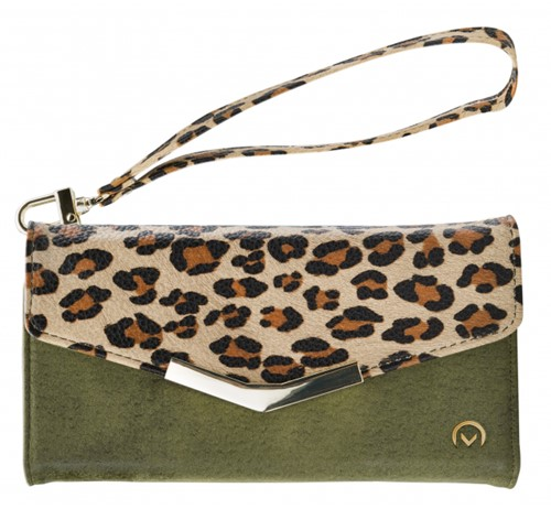 Mobilize 2in1 Gelly Clutch for Samsung Galaxy S10 Green Leopard