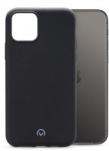 Mobilize Rubber Gelly Case Apple iPhone 11 Pro Max Matt Black