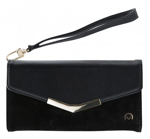 Mobilize 2in1 Gelly Velvet Clutch for Apple iPhone X/Xs Deep Black