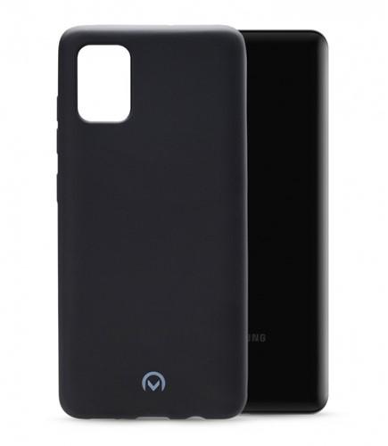 Mobilize Rubber Gelly Case Samsung Galaxy A51 Matt Black