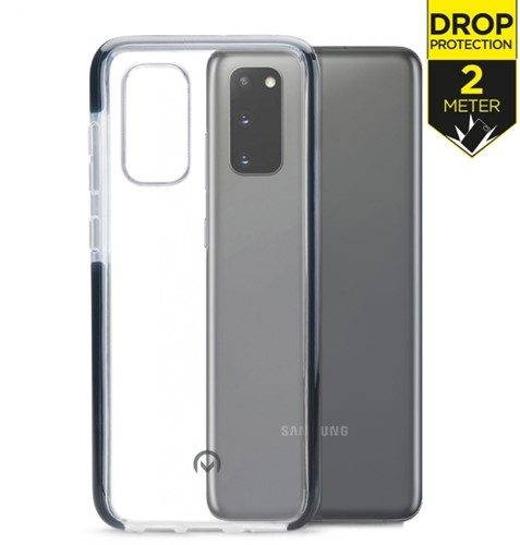 Mobilize Shatterproof Case Samsung Galaxy S20/S20 5G Black