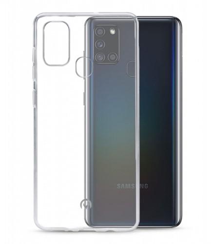 Mobilize Gelly Case Samsung Galaxy A21s Clear