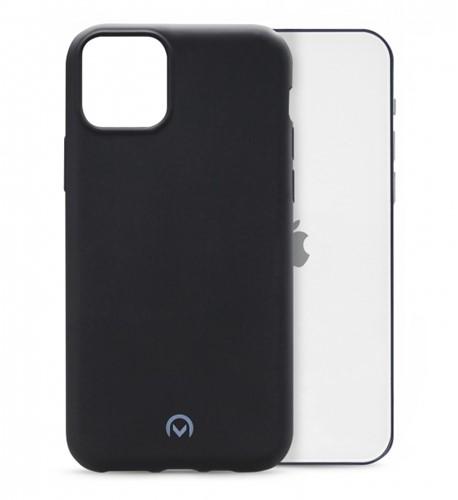 Mobilize Rubber Gelly Case Apple iPhone 12/12 Pro Matt Black