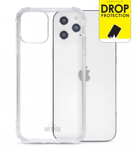 My Style Protective Flex Case for Apple iPhone 12 Pro Max Clear