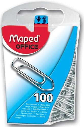 Maped paperclips 25mm 100 stuks