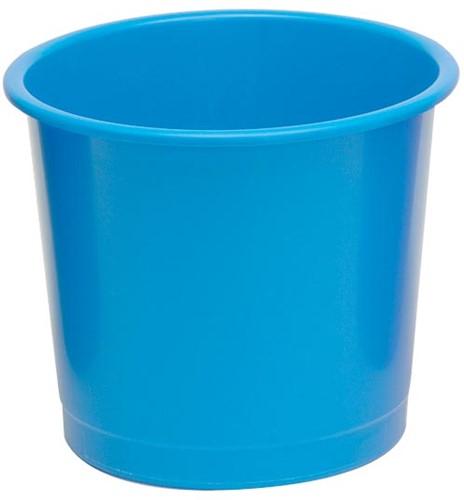 5Star papiermand blauw kunstof