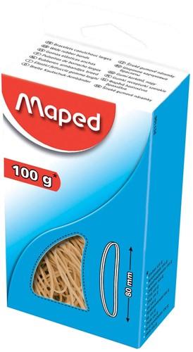 Maped elastieken 80mm 100g