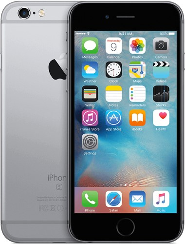 refurbished iPhone 6S 32GB - Space Grey - B Grade