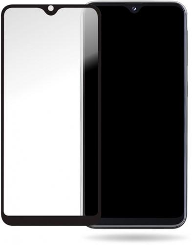 Mobilize Glass Screen Protector - Black Frame - Samsung Galaxy A20e