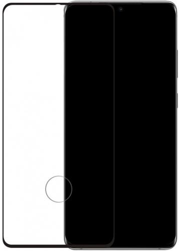Mobilize Edge-To-Edge Glass Screen Protector Samsung Galaxy S20/S20 5G Black Edge Glue