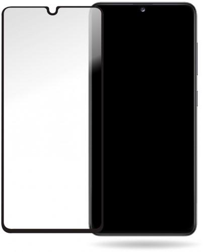 Mobilize Glass Screen Protector - Black Frame - Samsung Galaxy A41