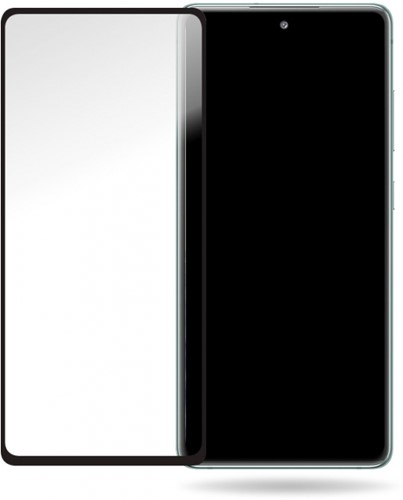 Mobilize Glass Screen Protector - Black Frame - Samsung Galaxy S20 FE