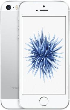 refurbished iPhone SE 64GB - Silver - C Grade