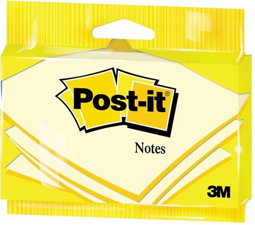 Post-it notes 100 memoblaadjes 76 x 127mm