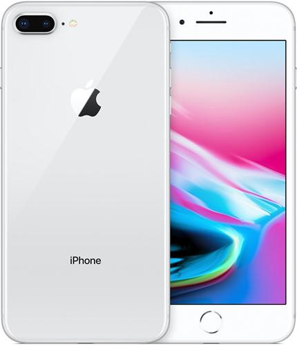 refurbished iPhone 8 Plus 64GB - Silver - B Grade