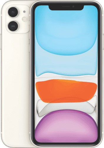 refurbished iPhone 11 64GB - White - C Grade