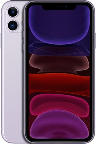 refurbished iPhone 11 64GB - Purple - C Grade