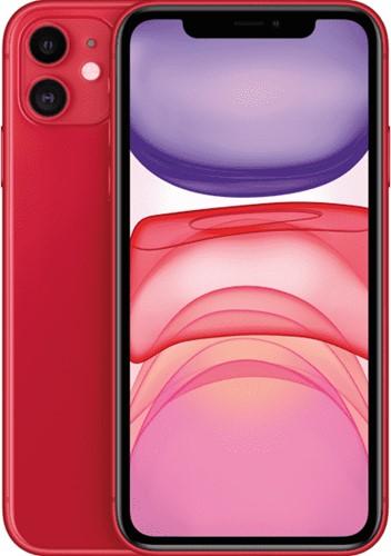 refurbished iPhone 11 64GB - Red - B Grade