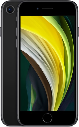 refurbished iPhone SE (2020) 64GB - Black - A Grade