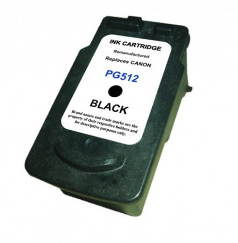 SecondLife - Canon PG 510 / 512 Black